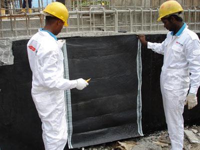 Nuraprufe 415 Waterproofing Hdpe Pre Applied